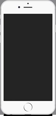 スマホ表示のスクリーンショット
