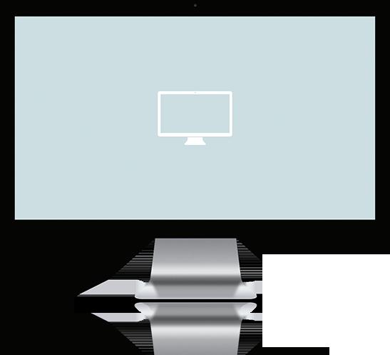 PC表示のスクリーンショット