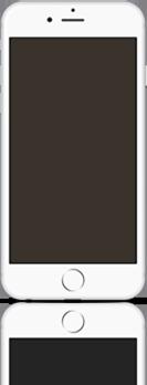 SP表示のスクリーンショット