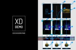 Adobe XD でつくるアニメーション [ ホバー、タップ、ディレイ ]